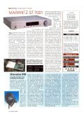 Cambridge Audio Azur 640T V2 Stereo 12/2006 - taurus high-end ... - Page 7