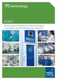 MedBAC® - TPS technology