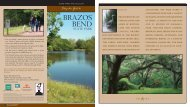 BRAZOS BEND - Texas Parks & Wildlife Department