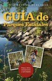 Descargar Guía de Parques Estatales. - Texas Parks & Wildlife ...