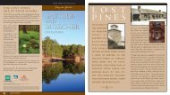 L O S T PINES - Texas Parks & Wildlife Department