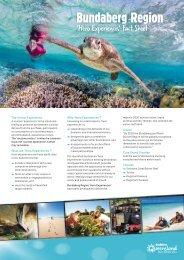 Bundaberg Region - Tourism Queensland