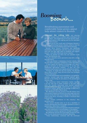 TQ News Issue06 2006 - Tourism Queensland