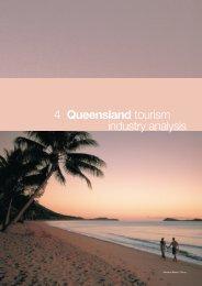 industry analysis 4 Queensland tourism - Tourism Queensland