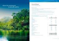 Financial Report - Tourism Queensland