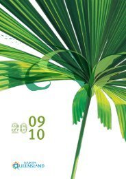 Tourism Queensland Annual Report 2009-10