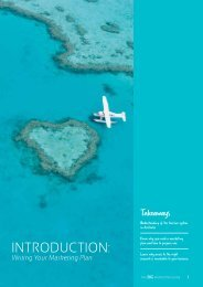 Section 1: Introduction - Tourism Queensland