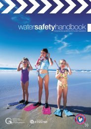 Water Safety Handbook - Tourism Queensland