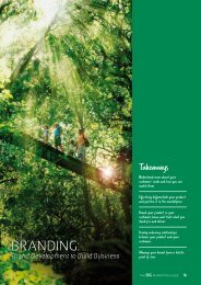 Section 2: Branding - Tourism Queensland