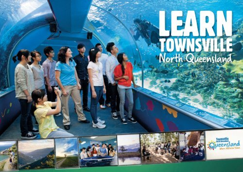Learn Townsville - Tourism Queensland