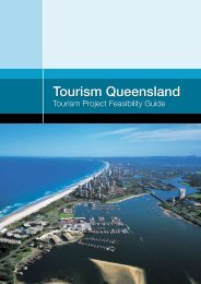 Project Feasibility Guide - Tourism Queensland