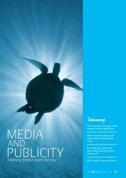 MEDIA PUBLICITY - Tourism Queensland