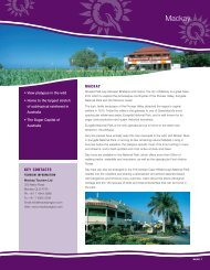J MACKAY-R (Page 3) - Tourism Queensland