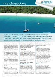 The Whitsundays - Tourism Queensland