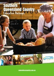 SQC Education Packages PDF - Tourism Queensland
