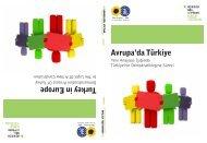 Avrupa'da Türkiye Turkey in Europe - Heinrich Böll Stiftung Derneği
