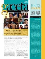 a cademia - Escuela Nacional de Trabajo Social - UNAM
