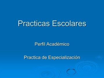 Practicas Escolares - Escuela Nacional de Trabajo Social - UNAM ...