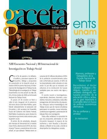XIII Encuentro Nacional y III Internacional de Investigación en ...