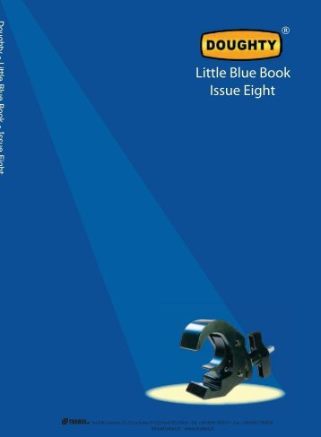 Little Blue Book Issue Eight - Trabes