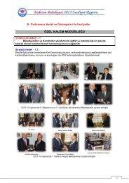 Elazig Belediyesi Stratejik Plani Tekli Sayfalar Son Hali