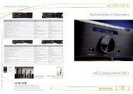 AURUM Elektronik 2011 - quadral