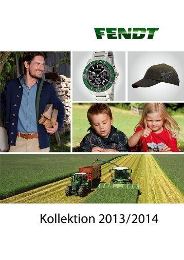 Fendt Kollektion 2013/2014 - ACA Group
