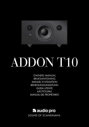 ADDON T10 - Audio Pro