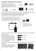 ADDON T10 - Audio Pro - Page 6
