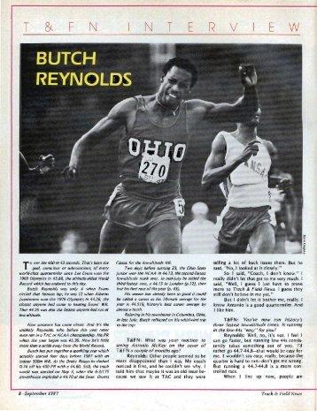 BUTCH - Track & Field News