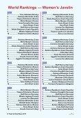 World Rankings — Women's Javelin - Track & Field News - Page 7