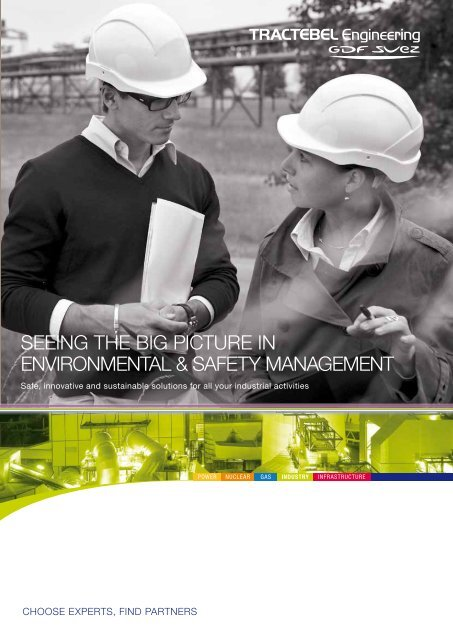 seeing the big picture in environmental & safety management