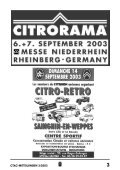 CTAC Clubheft Indesign 3_03.indd - Citroen Traction Avant Club ... - Page 5