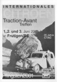 "~s4vaHi-"" - Citroen Traction Avant Club Switzerland - Page 7"