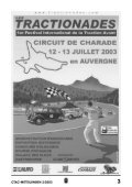 CTAC Clubheft Indesign 2_03.indd - Citroen Traction Avant Club ... - Page 5