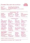 CTAC-Mitteilungen 4/Juli 1996 mit Mitgliederliste Schweiz - Page 2