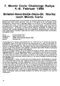 CTAC-Mitteilungen 4/Juli 1996 mit Mitgliederliste Schweiz - Page 6
