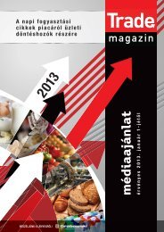 2013 - Trade magazin