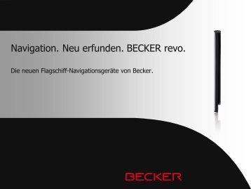 Die Becker ProActive Startautomatik