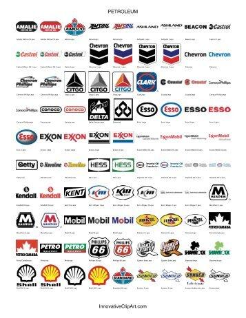 PETROLEUM InnovativeClipArt.com - Logos & Trademarks
