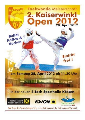 2. Kaiserwinkl Open