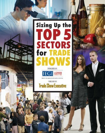 Sizing Up The TOP 5 - Trade Show Executive