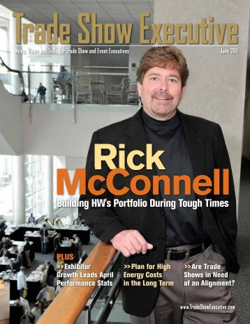 the June 2011 Issue in PDF Format - Trade Show Executive