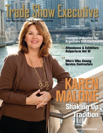 the May 2010 Issue in PDF Format - Trade Show Executive