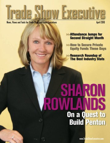 the April 2010 Issue in PDF Format - Trade Show Executive