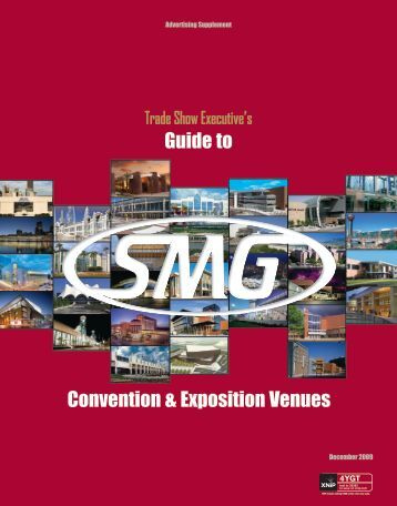 TSE's 2009 Guide to SMG Convention and Exposition Venues