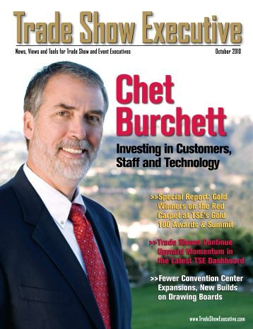 the October 2010 Issue in PDF Format - Trade Show Executive