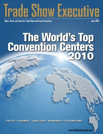 Trade Show Executive's 2010 The World's Top Convention Centers