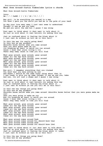 You Get What You Give New Radicals Lyrics Chords Traditional