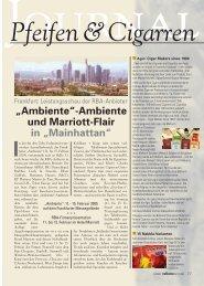 Ambiente - Trafikantenzeitung
